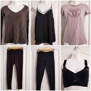 Aritzia xs/small clothing Lot